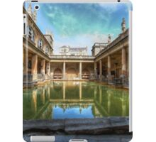 Roman Bath iPad Case/Skin