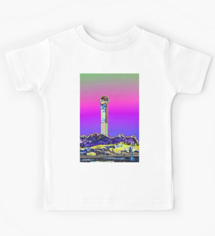 Sullivans Island lighthouse, SC Kids Tee