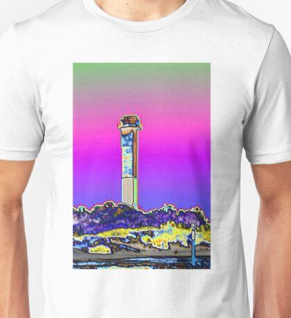 Sullivans Island lighthouse, SC Unisex T-Shirt
