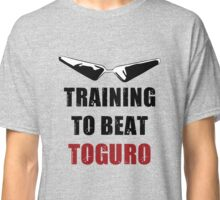 Training to Beat Toguro Classic T-Shirt