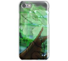 The Ship's Grave iPhone Case/Skin