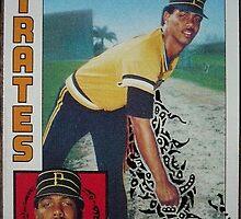 243 - Jose DeLeon by Foob's Baseball Cards