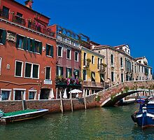 Italy. Venice. Color Feast. by vadim19