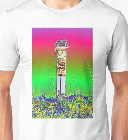 Sullivans Island lighthouse sea grass, SC Unisex T-Shirt