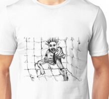 straight jacket - 99 ways to die Unisex T-Shirt