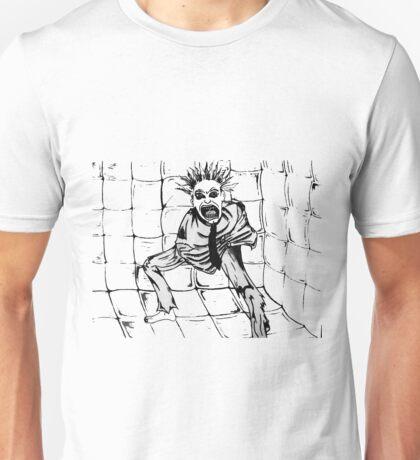 straight jacket - 99 ways to die Unisex T-Shirt