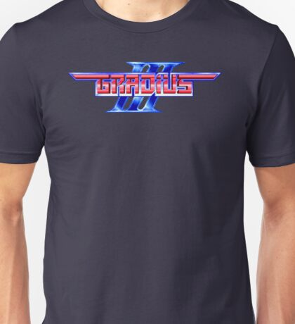 Gradius 3 (SNES) Unisex T-Shirt