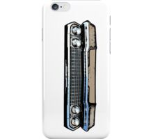 1963 Chevy iPhone Case iPhone Case/Skin