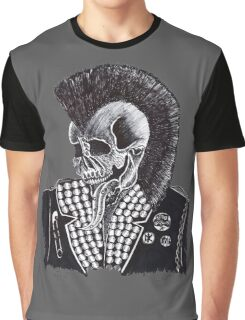 REAL PUNK Graphic T-Shirt