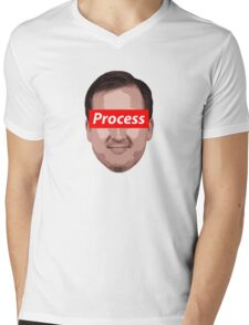 Process Mens V-Neck T-Shirt