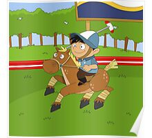 Non Olympic Sports: Polo Poster