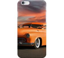 1950 Mercury Custom Sedan iPhone Case/Skin
