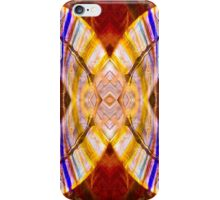 All Eyes On Eternity Abstract Living Artwork iPhone Case/Skin