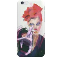 Don't stop me iPhone Case/Skin
