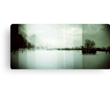 A certain slant of light Canvas Print