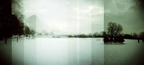 A certain slant of light by Natalie Tyler