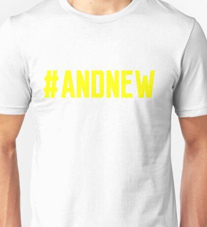 AND NEW MMA SHIRT Unisex T-Shirt