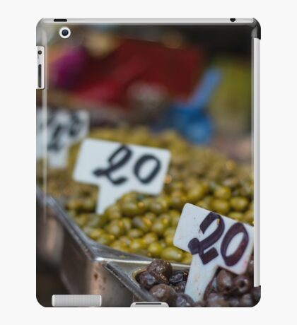 Market iPad Case/Skin