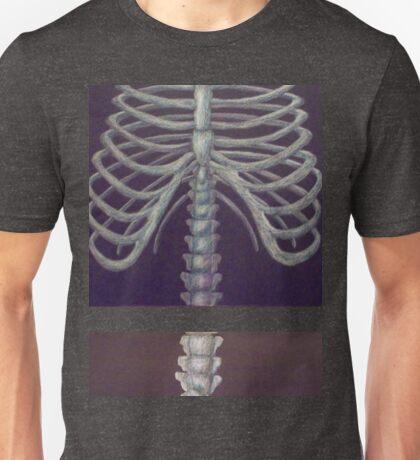 Smoking Bones Unisex T-Shirt