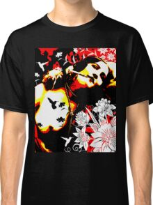 Mischievious Hummingbird Classic T-Shirt