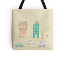 Childs street Tote Bag
