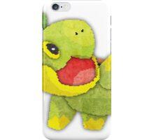 pokemon - turtwig iPhone Case/Skin