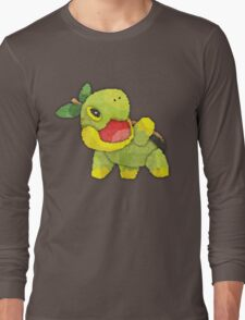pokemon - turtwig Long Sleeve T-Shirt