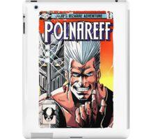 Polnareff Wolverine homage iPad Case/Skin