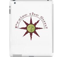 Praise the Sun! Dark Souls iPad Case/Skin