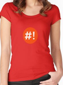 Shebang I Women's Fitted Scoop T-Shirt
