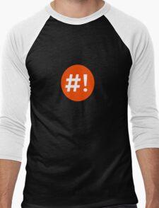 Shebang I Men's Baseball ¾ T-Shirt