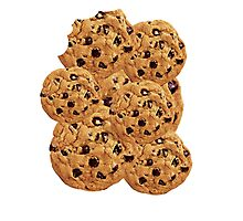 More Cookies  Photographic Print