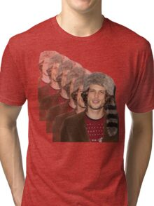 gubler yourself into majesty  Tri-blend T-Shirt