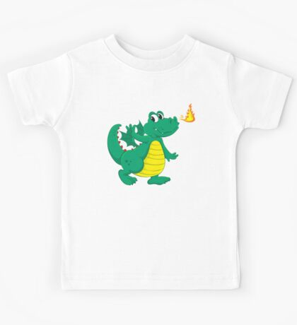 Happy Luck Dragon Kids Tee