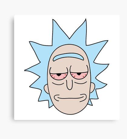 Rick & Morty Canvas Print