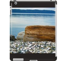 Cama Beach, Washington State iPad Case/Skin