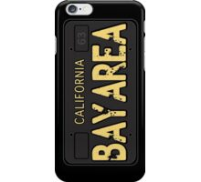 Bay Area California Old School iPhone Case/Skin