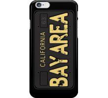 Bay Area California Old School iPhone Case/Skin