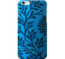 Leafy Silhouettes iPhone Case/Skin