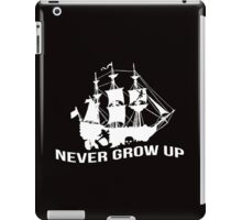 Peter Pan - Never grow up iPad Case/Skin