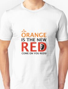 Orange is the New Red (English) T-Shirt