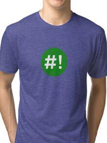 Shebang II Tri-blend T-Shirt