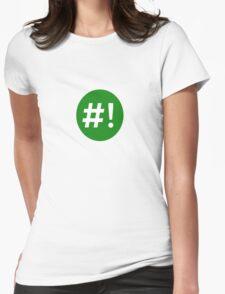 Shebang II Womens Fitted T-Shirt
