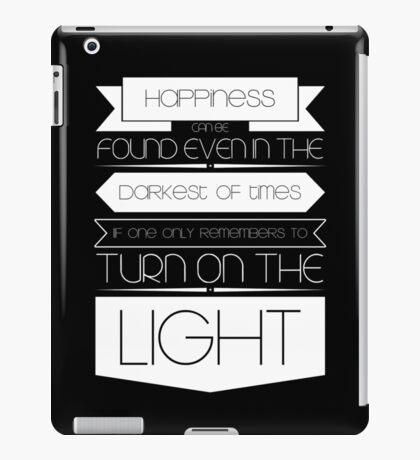 Happiness iPad Case/Skin