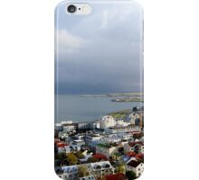 Reykjavik iPhone Case/Skin