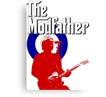The Modfather Canvas Print