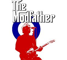 The Modfather Photographic Print