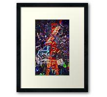 The Spear 2 Framed Print