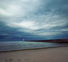 Sodus Point Lighthouse by mkurec