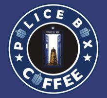 Police Box Coffee   Doctor Who by strangebird2014